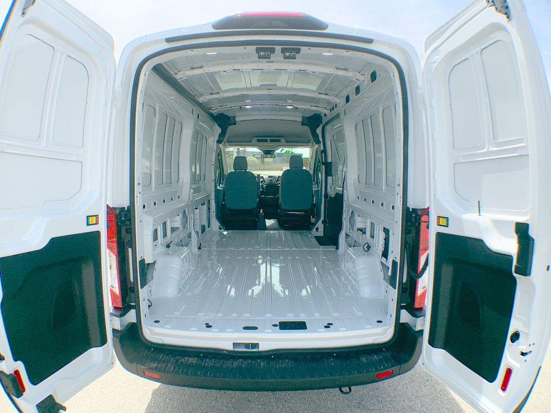 2019 Transit 250 Med Roof 4x2,  Empty Cargo Van #19F225 - photo 2