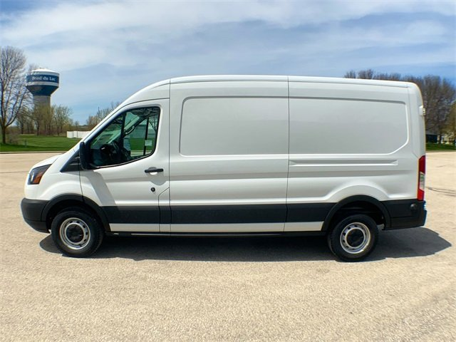 2019 Transit 250 Med Roof 4x2,  Empty Cargo Van #19F225 - photo 4