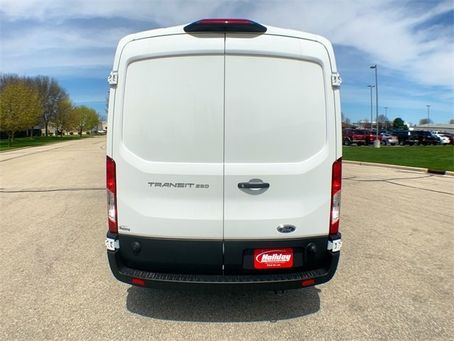 2019 Transit 250 Med Roof 4x2,  Empty Cargo Van #19F225 - photo 7