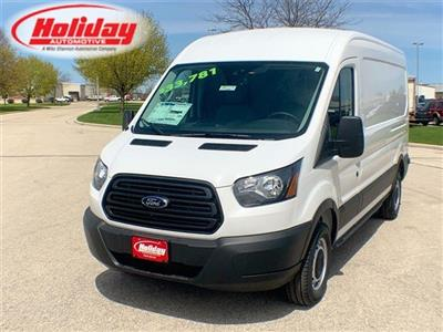 2019 Transit 250 Med Roof 4x2,  Empty Cargo Van #19F225 - photo 1