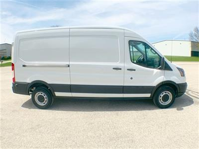 2019 Transit 250 Med Roof 4x2,  Empty Cargo Van #19F225 - photo 2