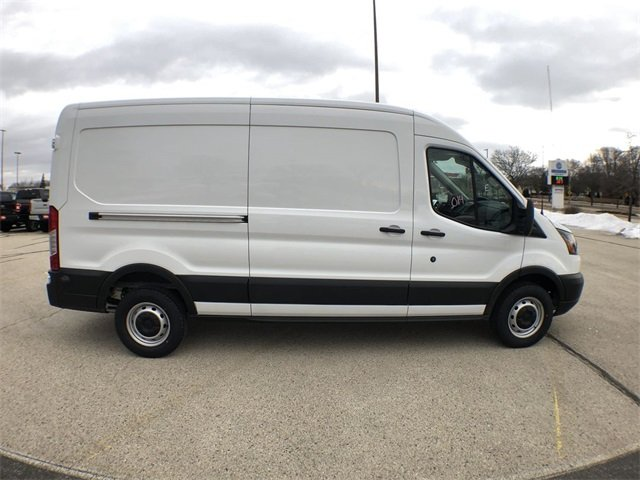 2019 Transit 350 Med Roof 4x2,  Empty Cargo Van #19F227 - photo 1