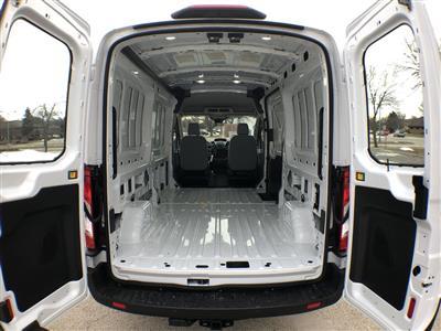 2019 Transit 350 Med Roof 4x2,  Empty Cargo Van #19F227 - photo 2