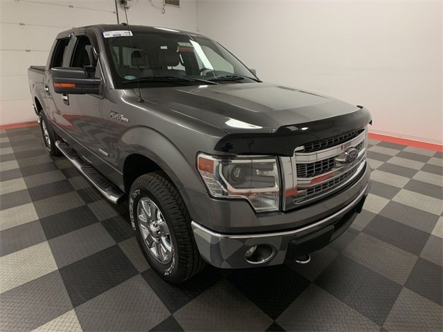 2014 F-150 SuperCrew Cab 4x4,  Pickup #19F250B - photo 9
