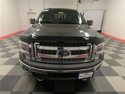 2014 F-150 SuperCrew Cab 4x4,  Pickup #19F250B - photo 10