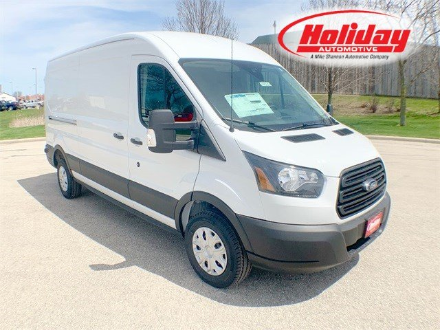 2019 Transit 250 Med Roof 4x2,  Empty Cargo Van #19F252 - photo 1