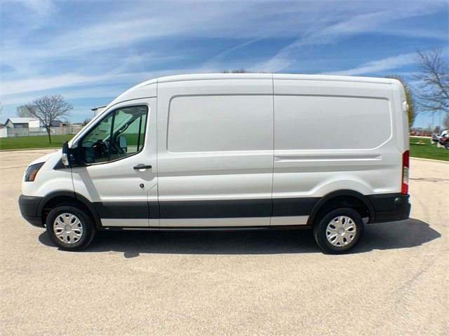 2019 Transit 250 Med Roof 4x2,  Empty Cargo Van #19F252 - photo 3