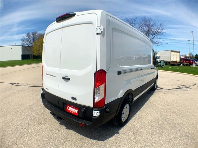 2019 Transit 250 Med Roof 4x2,  Empty Cargo Van #19F252 - photo 12