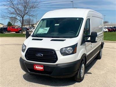 2019 Transit 250 Med Roof 4x2,  Empty Cargo Van #19F252 - photo 5