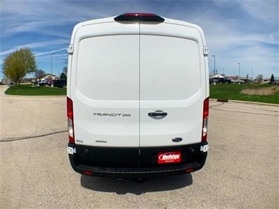 2019 Transit 250 Med Roof 4x2,  Empty Cargo Van #19F252 - photo 11