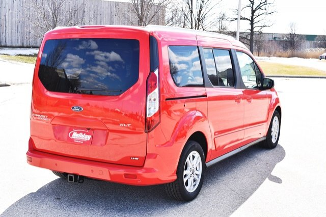 2019 Transit Connect 4x2,  Passenger Wagon #19F261 - photo 9