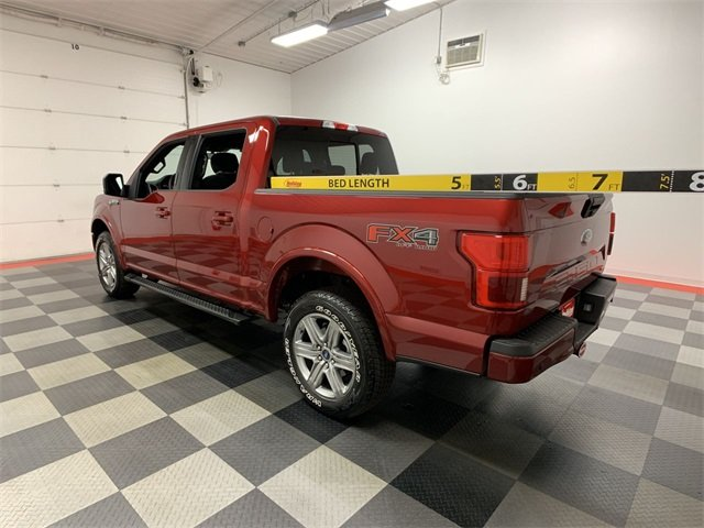 2019 F-150 SuperCrew Cab 4x4, Pickup #19F269 - photo 9