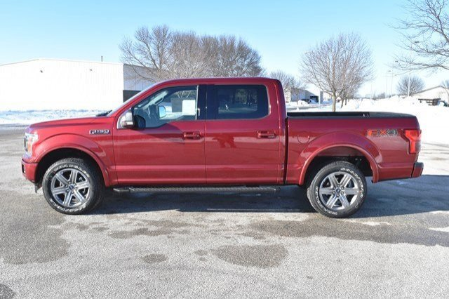 2019 F-150 SuperCrew Cab 4x4,  Pickup #19F269 - photo 3