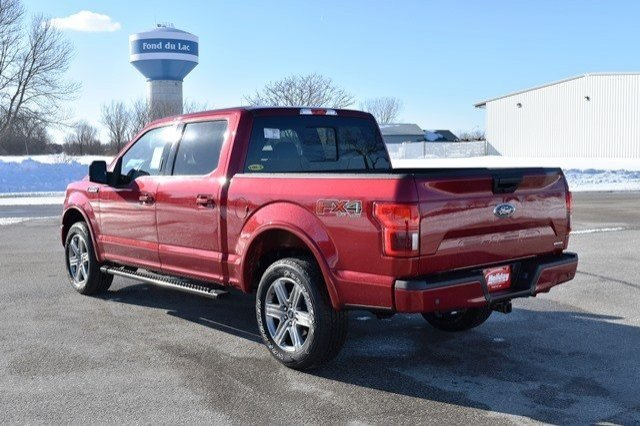 2019 F-150 SuperCrew Cab 4x4,  Pickup #19F269 - photo 2
