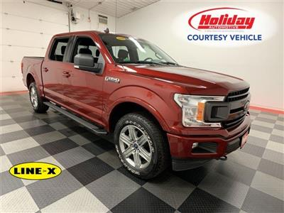 2019 F-150 SuperCrew Cab 4x4,  Pickup #19F269 - photo 1