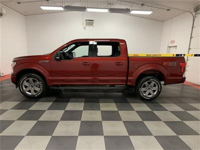 2019 F-150 SuperCrew Cab 4x4, Pickup #19F269 - photo 5