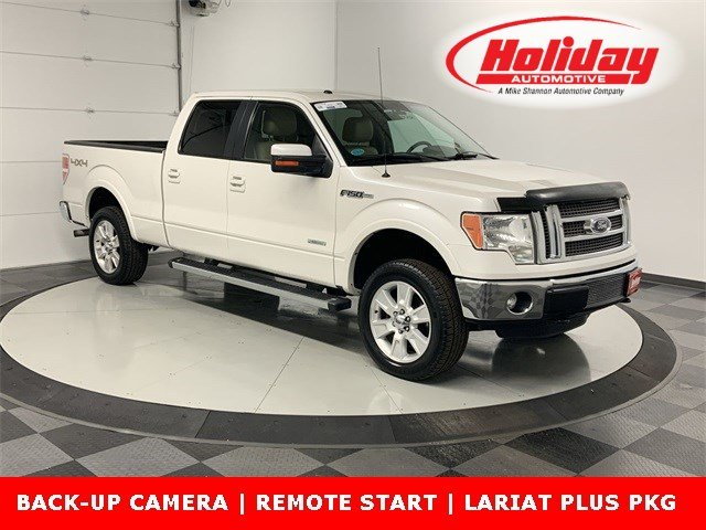 2012 F-150 Super Cab 4x4,  Pickup #19F272A - photo 1
