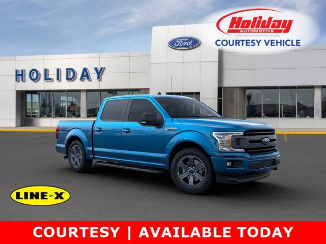 2019 F-150 SuperCrew Cab 4x4,  Pickup #19F273 - photo 1