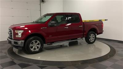 2016 F-150 SuperCrew Cab 4x4, Pickup #19F273A - photo 3