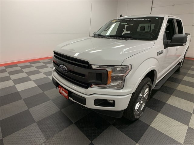 2019 F-150 SuperCrew Cab 4x4,  Pickup #19F275 - photo 3
