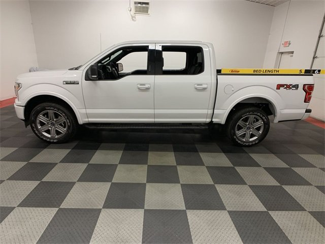 2019 F-150 SuperCrew Cab 4x4,  Pickup #19F275 - photo 5