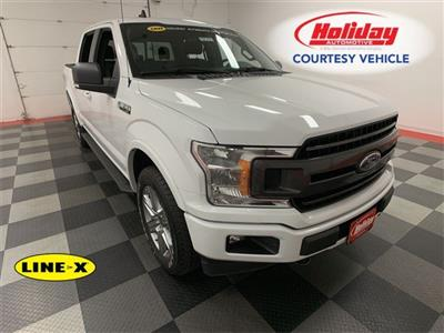 2019 F-150 SuperCrew Cab 4x4,  Pickup #19F275 - photo 1