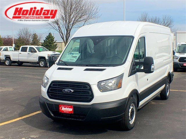 2019 Transit 250 Med Roof 4x2,  Empty Cargo Van #19F285 - photo 1