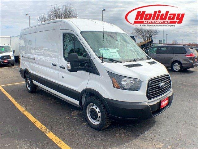 2019 Transit 250 Med Roof 4x2,  Empty Cargo Van #19F285 - photo 1
