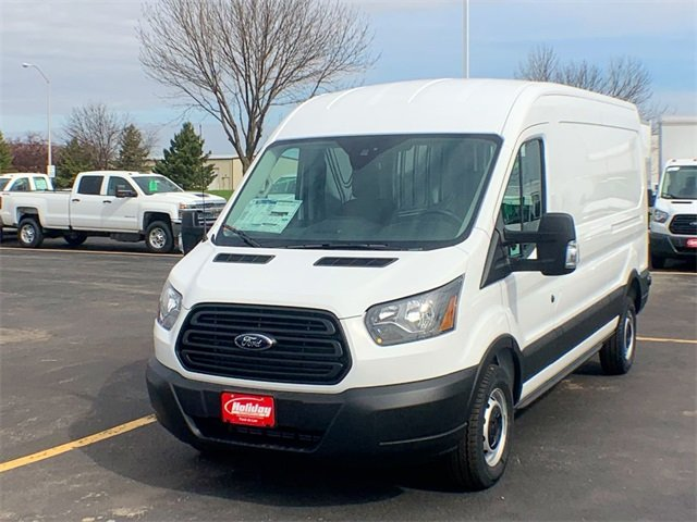 2019 Transit 250 Med Roof 4x2,  Empty Cargo Van #19F285 - photo 5