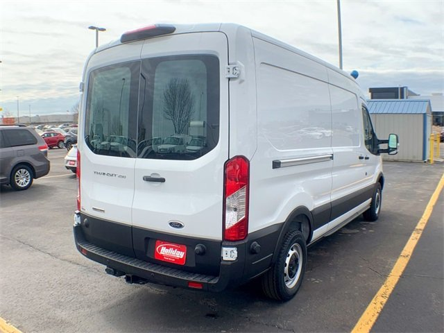 2019 Transit 250 Med Roof 4x2,  Empty Cargo Van #19F285 - photo 3
