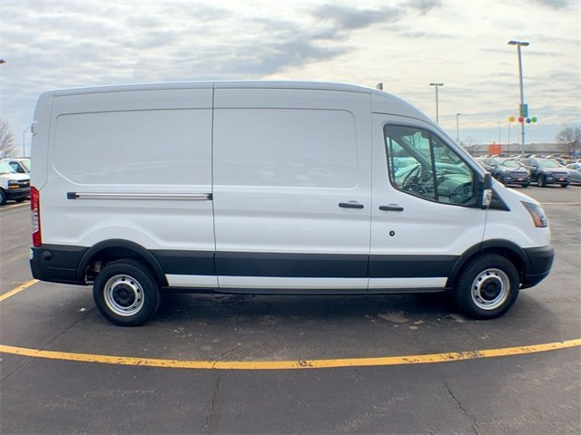 2019 Transit 250 Med Roof 4x2,  Empty Cargo Van #19F285 - photo 10