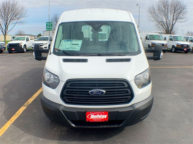 2019 Transit 250 Med Roof 4x2,  Empty Cargo Van #19F285 - photo 11