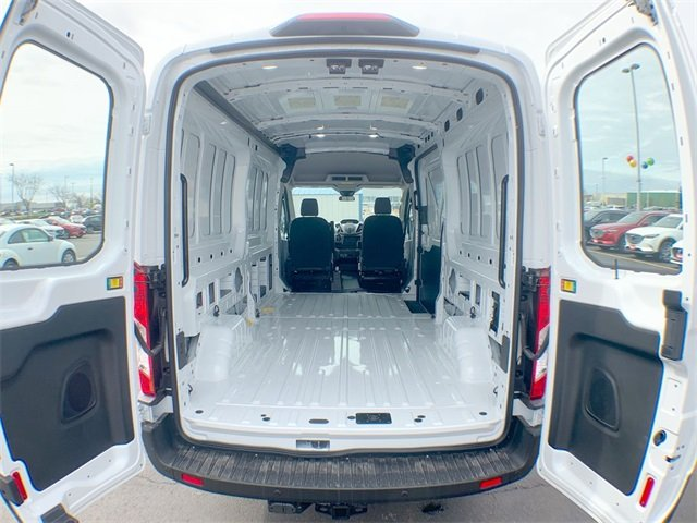 2019 Transit 250 Med Roof 4x2,  Empty Cargo Van #19F285 - photo 12