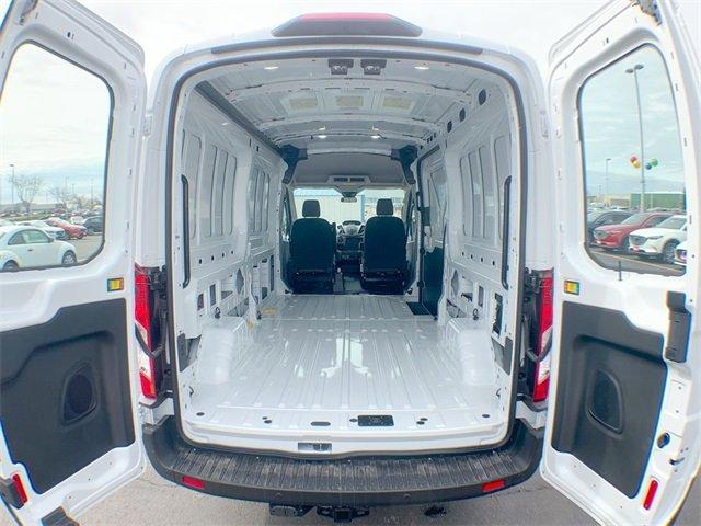 2019 Transit 250 Med Roof 4x2,  Empty Cargo Van #19F285 - photo 12