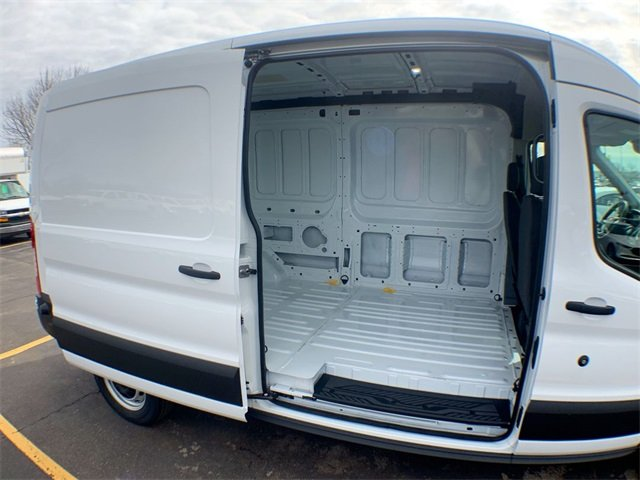 2019 Transit 250 Med Roof 4x2,  Empty Cargo Van #19F285 - photo 4