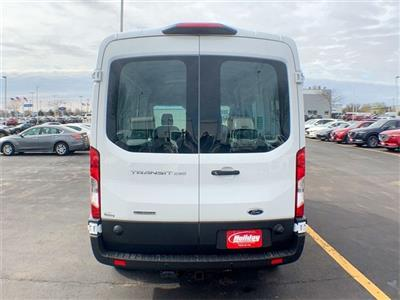 2019 Transit 250 Med Roof 4x2,  Empty Cargo Van #19F285 - photo 9