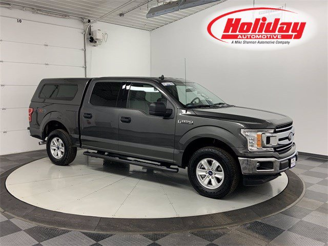 2019 F-150 SuperCrew Cab 4x4,  Pickup #19F287 - photo 1