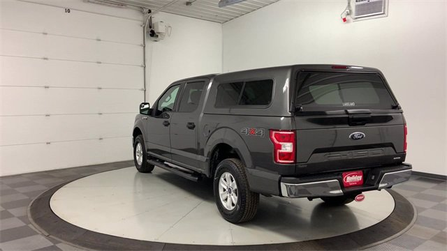 2019 F-150 SuperCrew Cab 4x4,  Pickup #19F287 - photo 3