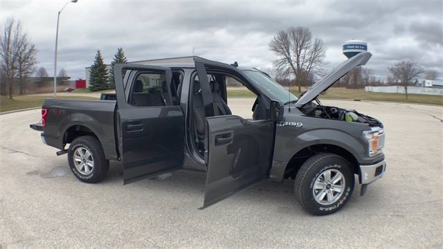 2019 F-150 SuperCrew Cab 4x4,  Pickup #19F287 - photo 5