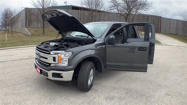 2019 F-150 SuperCrew Cab 4x4,  Pickup #19F287 - photo 6