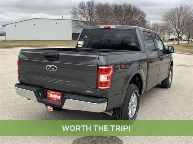 2019 F-150 SuperCrew Cab 4x4,  Pickup #19F287 - photo 11