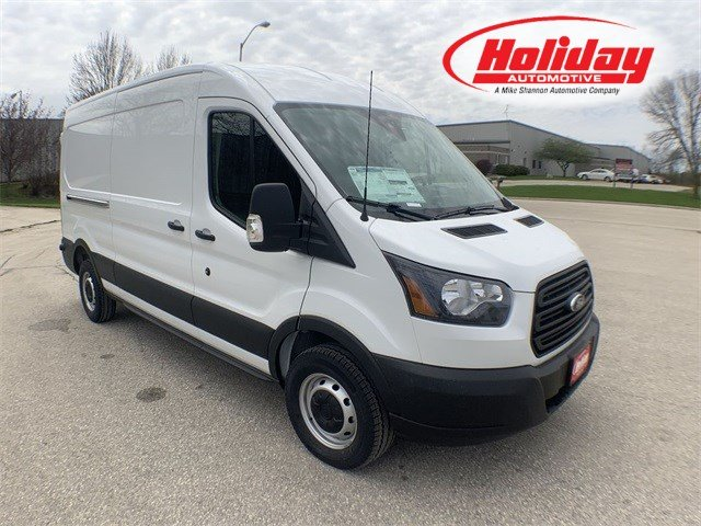 2019 Transit 250 Med Roof 4x2,  Empty Cargo Van #19F294 - photo 1
