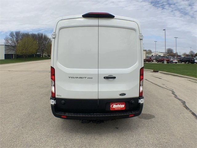 2019 Transit 250 Med Roof 4x2,  Empty Cargo Van #19F294 - photo 11