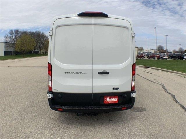 2019 Transit 250 Med Roof 4x2,  Empty Cargo Van #19F294 - photo 11