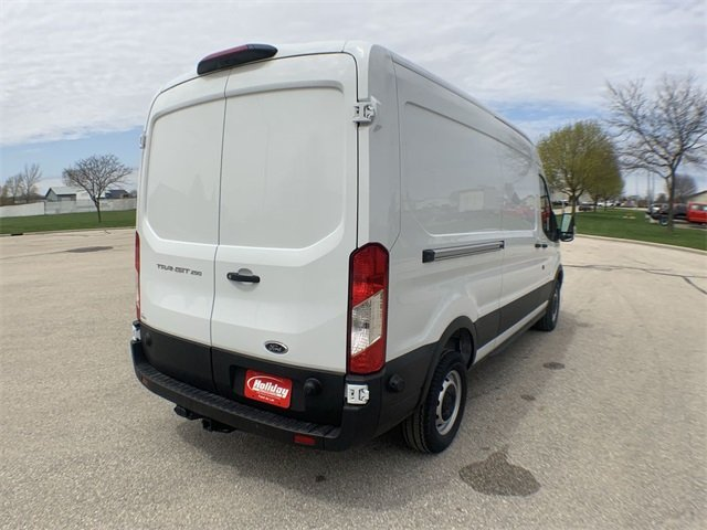 2019 Transit 250 Med Roof 4x2,  Empty Cargo Van #19F294 - photo 12