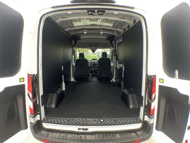 2019 Transit 250 Med Roof 4x2,  Empty Cargo Van #19F294 - photo 2