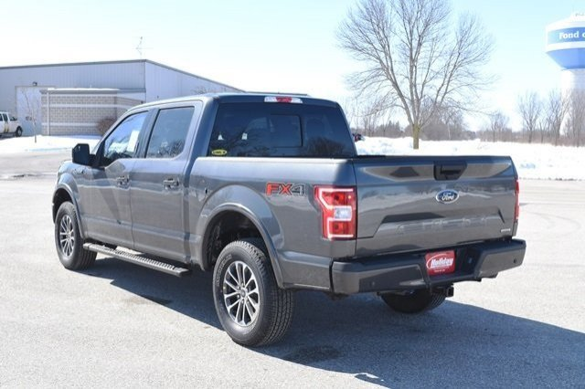 2019 F-150 SuperCrew Cab 4x4,  Pickup #19F297 - photo 2