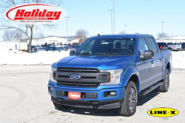 2019 F-150 SuperCrew Cab 4x4,  Pickup #19F298 - photo 1