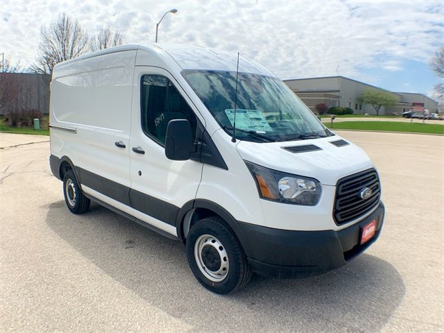 2019 Transit 250 Med Roof 4x2,  Empty Cargo Van #19F300 - photo 12