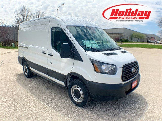 2019 Transit 250 Med Roof 4x2,  Empty Cargo Van #19F300 - photo 1
